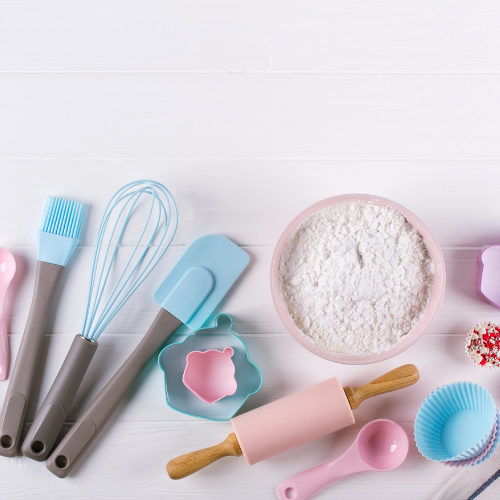 8 Essential  Items to start baking in your Kitchen